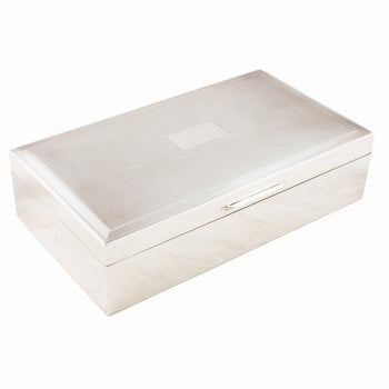 Garrard & Co Sterling Silver Box