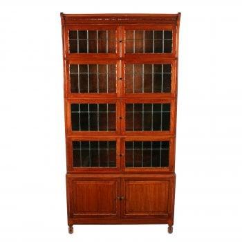 'Minty' Mahogany Stacking Bookcase