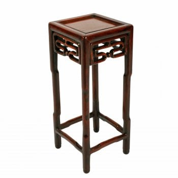 Late 19th Century Chinese Rosewood Stand SOLD