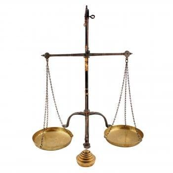 Arts & Crafts Beam Scales