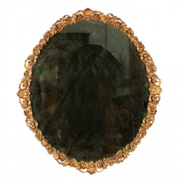 Victorian Gilded Frame Mirror SOLD