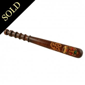 Early 20th Century George V Truncheon