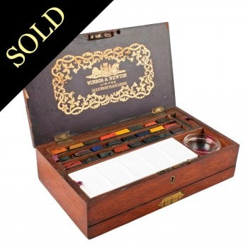 Winsor & Newton Artist's Box