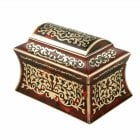 Miniature Boulle Work Caddy