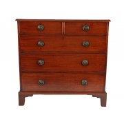 George III Mahogany Chest