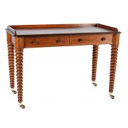 George IV Oak Side Table
