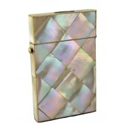 Small Mother of Pearl Card Case
