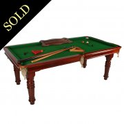 Edwardian Riley Snooker Dining Table