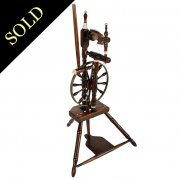Scottish Antique Spinning Wheel