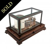 Early 20th Century Oak Cased Barograph