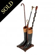 Riding Boot Stick Stand