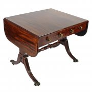 Regency Mahogany Sofa Table SOLD
