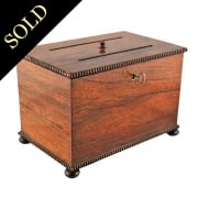 Regency Rosewood Letter Box