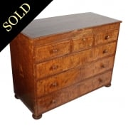 Pollard Oak Chest of Drawers