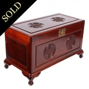 20th Century Chinese Trunk