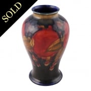 William Moorcroft Pottery Vase