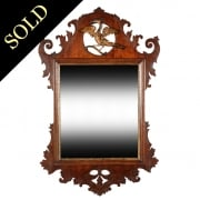 18th Century Chippendale Wall Mirror