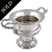 Edwardian Sterling Silver Bowl