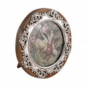 Edwardian Sterling Silver Photo Frame