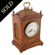 18th Century Style Bracket Clock