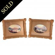 Pair of Paragon Porcelain Plaques