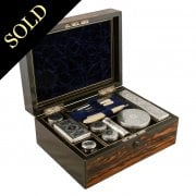 Victorian Gentleman's Dressing Box