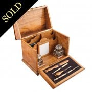 Olive Wood Stationery Cabinet