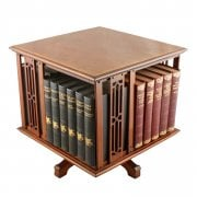 """Liberty"" Table top Revolving Bookstand"