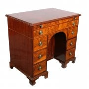 Georgian Lady's Kneehole Desk