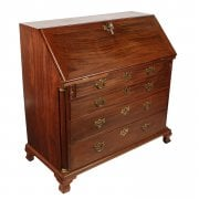 18th Century Chippendale Mahogany Bureau SOLD