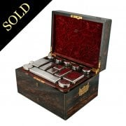 The Earl of Hardwicke Jewellery or Dressing Box