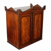Unusual Georgian Collector's Cabinet SOLD