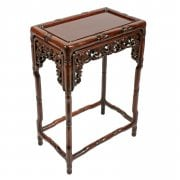 Small Chinese Rosewood Table SOLD