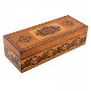 Victorian Tunbridge Ware Box