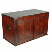 18th Century Chippendale Cabinet SOLD