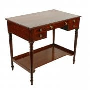 Georgian Kneehole Dressing Table