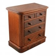 Victorian Miniature Chest of Drawers