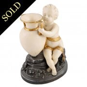Royal Worcester Porcelain Figure