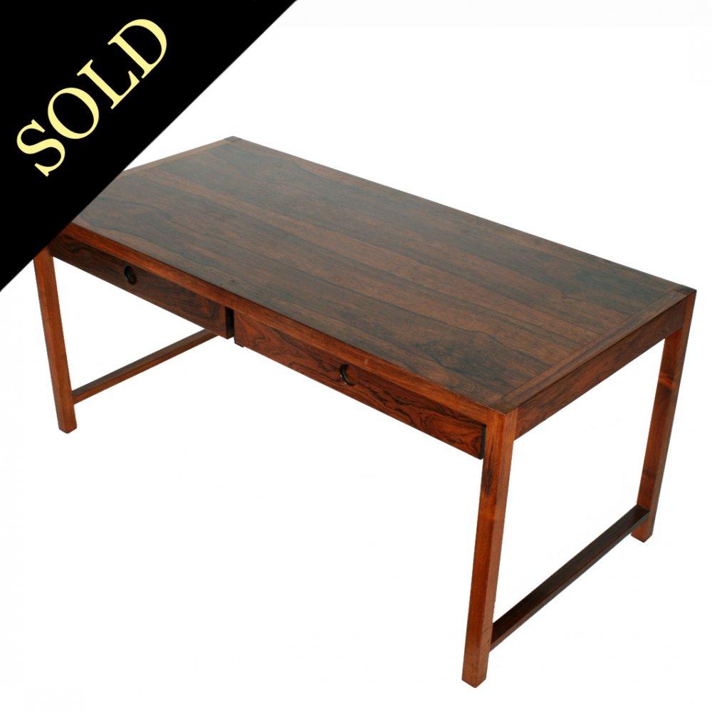 Danish Coffee Table Rosewood Coffee Table