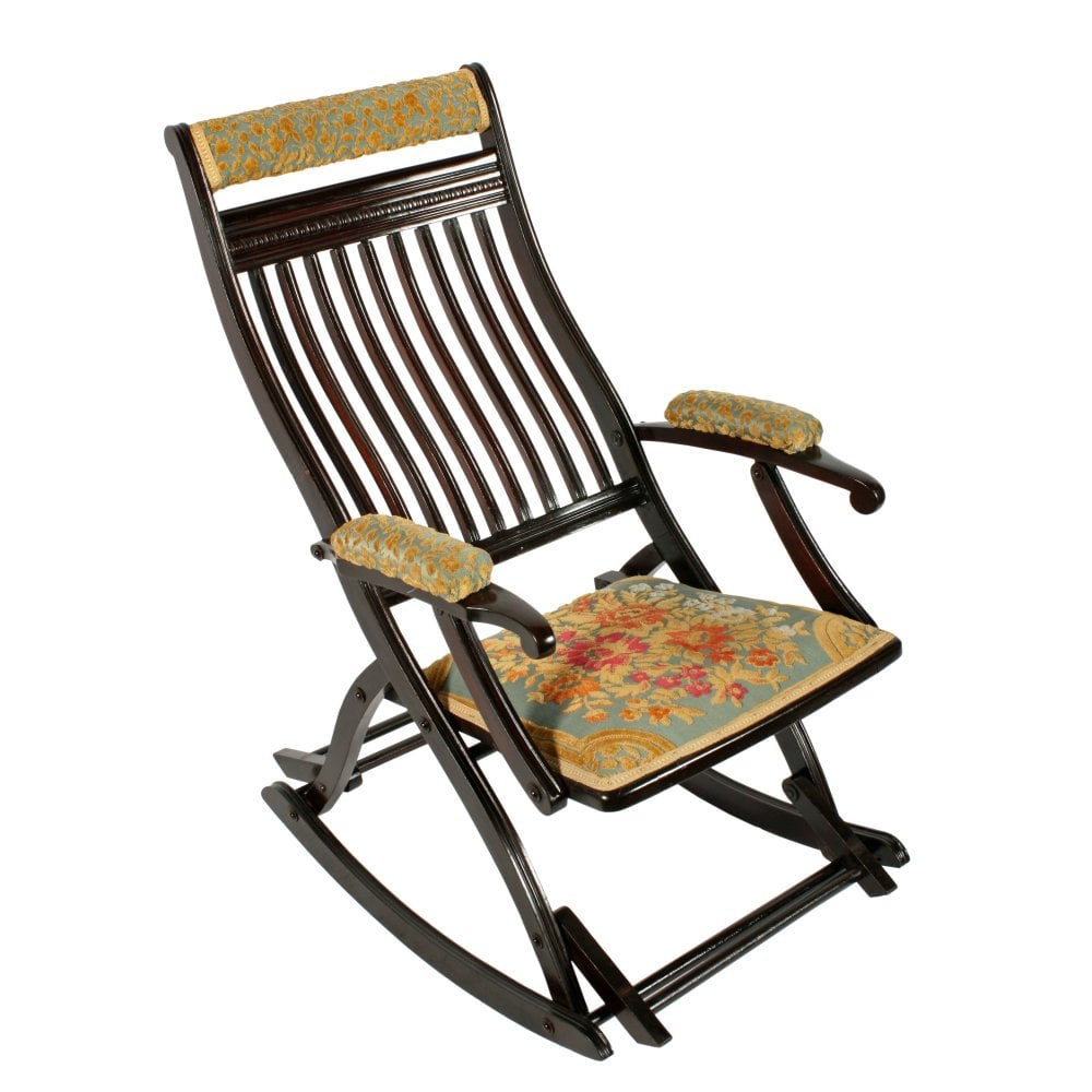 Awesome Late 19Th Century Rocking Chair Beatyapartments Chair Design Images Beatyapartmentscom